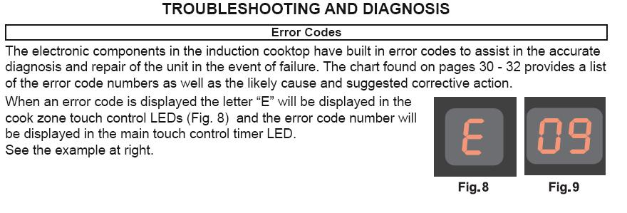 bosch washing machine error code e13